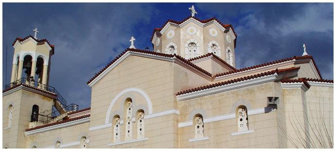 Μοναστήρια στη Βόρεια Εύβοια